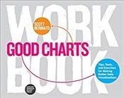Good Charts Workbook : Tips, Tools, and Exercises for Making Better Data Visualizations - Berinato, Scott