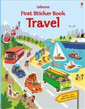 First Sticker Book Travel -
