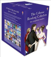 Usborne Reading Collection for Confident Readers : 40 Books Boxed Set : Young Reading Series 2 -