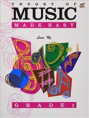 Theory of Music Made Easy : Grade 1 -