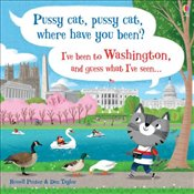 Pussy Cat, Pussy Cat, Where Have You Been? :  Ive Been to Washington and Guess What Ive Seen  - Punter, Russell