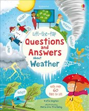 Lift the Flap Questions and Answers Weather - Daynes, Katie