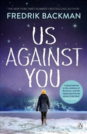 Us Against You  - Backman, Fredrik