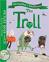 The Troll : Book and CD Pack - Donaldson, Julia