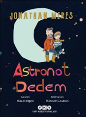 Astronot Dedem - Meres, Jonathan