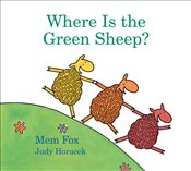 Where Is the Green Sheep?  - Fox, Mem