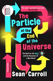 Particle at the End of the Universe : The Hunt for the Higgs and the Discovery of a New World - Carroll, Sean