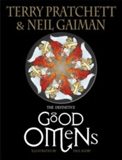 Illustrated Good Omens - Gaiman, Neil
