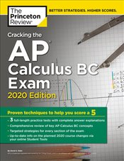 Cracking the AP Calculus BC Exam 2020 Edition -