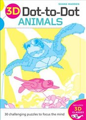 3D Dot to Dot : Animals - Madden, Shane