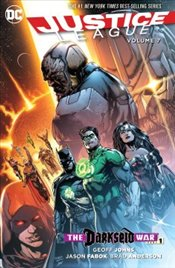 Justice League 7 : Darkseid War Part 1 - Johns, Geoff