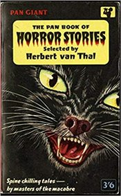 Pan Book of Horror Stories - Various,