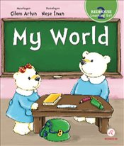 My World : Redhouse Learning Set 2 - Artun, Çilem
