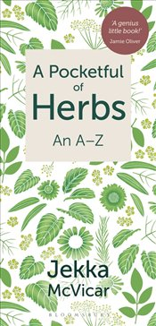 Pocketful of Herbs : An A-Z - McVicar, Jekka
