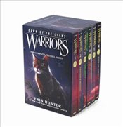 Warriors: Dawn of the Clans Box Set : Volumes 1 to 6 - Hunter, Erin