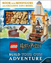 LEGO Harry Potter Build Your Own Adventure: With LEGO Harry Potter Minifigure and Exclusive Model - DK Publishing