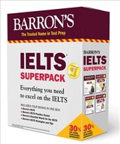 IELTS Superpack : Everything You Need To Excel on the IELTS - Lougheed, Lin