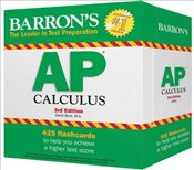 Barrons AP Calculus Flash Cards 3e - Bock, David