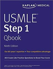 USMLE Step 1 Qbook 9e -