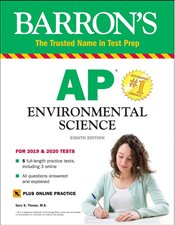 AP Environmental Science 8e : With 5 Practice Tests  - Thorpe, Gary S.