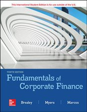 Fundamentals of Corporate Finance 10e ISE - Brealey, Richard A.