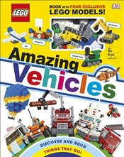 LEGO Amazing Vehicles: Includes Four Exclusive LEGO Mini Models -
