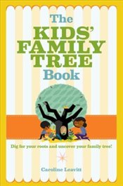 Kids Family Tree Book - Leavitt, Caroline