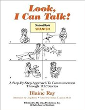 Look, I Can Talk! : Student Workbook in Spanish - Ray, Blaine