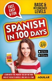 Spanish in 100 Days - Kolektif
