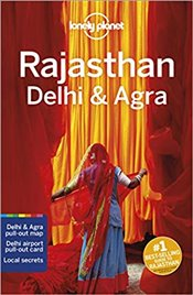 Rajasthan, Delhi and Agra -LP- 6e -