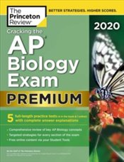Cracking the AP Biology Exam 2020 : Premium Edition -