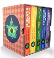 Hazy Dell Press Monster Series : 5-Book Gift Set - Sullivan, Kyle