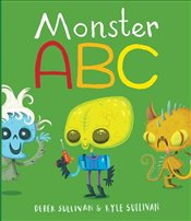 Monster ABC  - Sullivan, Derek