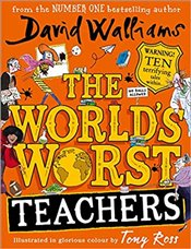 World's Worst Teachers - Walliams, David