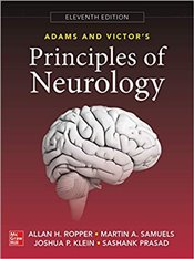 Adams and Victors Principles of Neurology : 11e IE - Ropper, Allan H.
