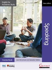 English for Academic Study : Speaking Course Book with Audio CDs 2012 - McCormack, Joan