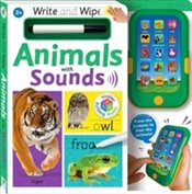 Write & Wipe : Words with Sounds -
