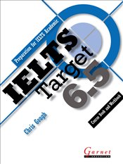 IELTS Target 6.5 : Preparation for IELTS Academic Combined Course Book and Workbook with audio DVD -
