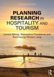 Planning Research in Hospitality and Tourism - Altinay, Levent