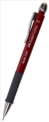 Faber Castell - Apollo Versatil Kalem 0.5 (4232506-Bordo) -