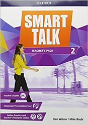Smart Talk: Level 2 : Teachers Pack - Wilson, Ken