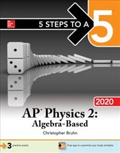 5 Steps to a 5 : AP Physics 2 : Algebra-Based 2020 - Bruhn, Christopher