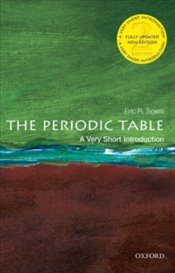 Periodic Table : A Very Short Introduction - Scerri, Eric