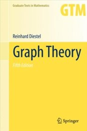 Graph Theory : Graduate Texts in Mathematics 5E - Diestel, Reinhard