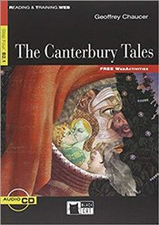 Canterbury Tales (Reading & Training) - Chaucer, Geoffrey