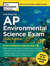 Cracking the AP Environmental Science Exam 2020 Edition  -