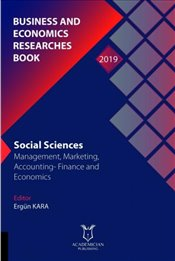 Social Sciences : Management Marketing Accounting Finance and Economics - Kara, Ergün