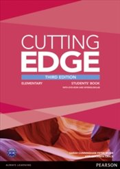 Cutting Edge : Elementary Students Book and DVD Pack - Crace, Araminta