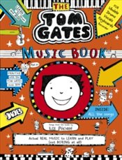 Tom Gates : The Music Book - Pichon, Liz