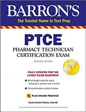 PTCE with Online Test : Pharmacy Technician Certification Exam -